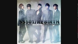 SS501 - Love Like This HQ Full version - (with phonetic lyrics)