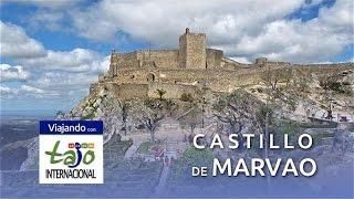 Castillo de Marvão en el Tajo Internacional
