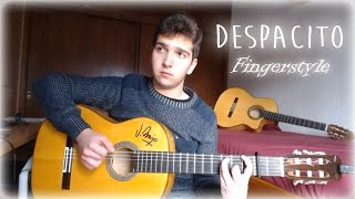 Despacito - Luis Fonsi ft. Daddy Yankee - Cover Guitarra