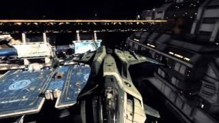 Star Citizen Alpha 2.0 - Welcome to Port Olisar (again)