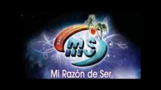 Mi Razon de Ser-Banda MS (letra)