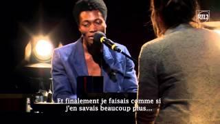 Interview- Benjamin Clementine en Session Très Très Privée