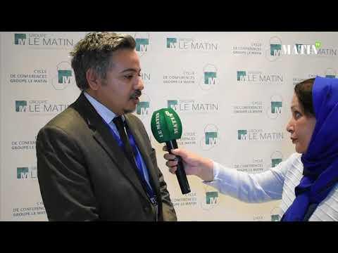 Video : Cycle de conférences du Groupe Le Matin : Déclaration de Ahmed Chahbi, Expert-comptable