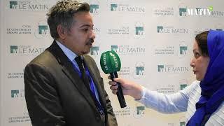 Cycle de conférences du Groupe Le Matin : Déclaration de Ahmed Chahbi, Expert-comptable
