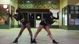 """Marimba Rija"" Dotorado Pro Choreography- Lipstikbandits"