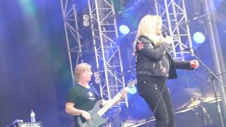Bonnie Tyler - It's a heartache [ CH Hinwil Rock the Ring - 25 - 6 - 2017 ]