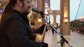 Jim Buck ~ Against The Wind (Bob Seger) Cover