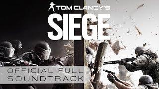 Tom Clancy's Siege (Original Game Soundtrack) | Ben Frost - Shield (Track 09)