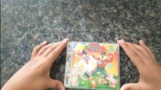Unboxing - CD Patati Patatá 20 Super Sucessos Infantis