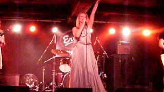 """""""Altered Images""""  """"Change of Heart """" Live frome Erics Liverpool 2012"""