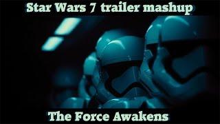 Star Wars Episode VII: The Force Awakens - Trailer Mashup feat Tarro - Wave Board