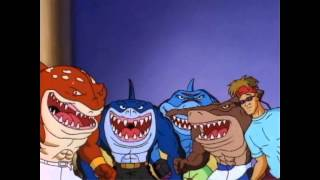 Street Sharks Intro Full TV Theme Version