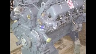 AEC V8 Restoration. (Part one). Injector removal. (Warning contains industrial language).