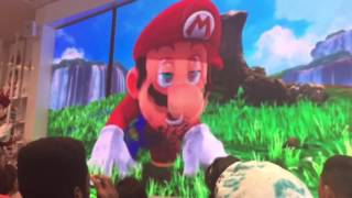 Nintendo Spotlight E3 Presentation 2017 - Super Mario Odyssey Live Reaction @ Nintendo NYC