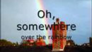 "Jason Castro - ""Somewhere Over the Rainbow"" (with lyrics)"