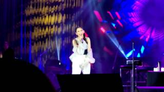 Energetic Performance of Sarah Geronimo Sabi Mo Sa Akin (Live) - The Great Unknown [Unplugged]