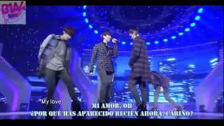 [Sub Español] My love - B1A4 live