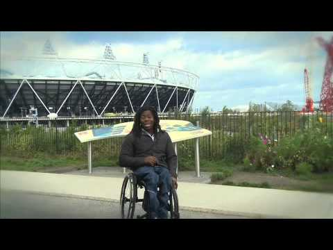 Ade Adepitan Video