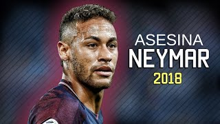 Asesina 🔪 Brytiago X Darell-Neymar JR  Skills and Goals  2018
