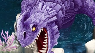 Legendary PURPLE DEATH Dragon | Dragons: Rise of Berk [HTTYD]