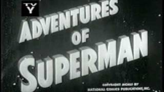 '50s Adventures of Superman - Intro Redone