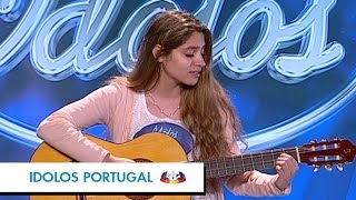 MARIA SILVA - CASTING 04 - IDOLOS