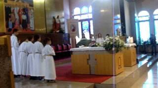 """Dječji zbor """"Mali apostoli"""" - Majko sviju ljudi"""