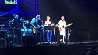 """""""Encore un Matin"""" Jean-Jacques Goldman et Michael Jones Live Janvier 2016"""