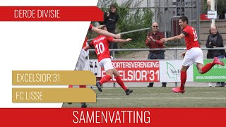 Screenshot van video Samenvatting Excelsior'31 - FC Lisse