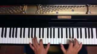 Tutorial piano y voz Si me das a elegir ( Manu Chao )