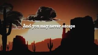 Serg Salinas & Dale Oliver - Deadman's Hand [Lyric Video]