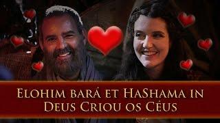 Miriã - Deus Criou Os Ceus - Elohim Bará et Hashama Im - OsDezMandamentos - REMIX A.C