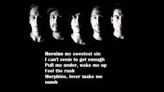 Sleeping With Sirens - Heroine (Lyrics)