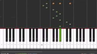 How to Play Ben 10 Theme on keyboard\synthesia midi