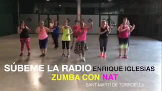 SÚBEME LA RADIO - Enrique Iglesias |Zumba con NAT | (Coreografía) Dance Video