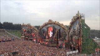Afrojack live No Beef at Tomorrowland 2014 (Weekend 1)