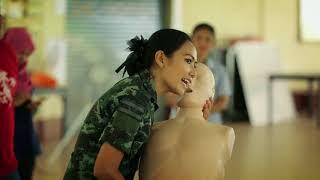 ทหารช่วยได้ ตอน ศูนย์แพทย์ทหารบก จชต.