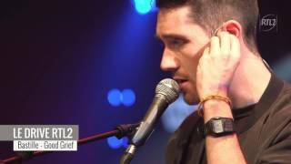 Bastille interprète Good Grief en Live dans le Drive RTL2