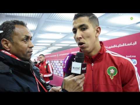 Jaouad El Yamiq : Une première réussie