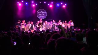 Handle with Care - Traveling Wilburys cover - live at George Fest 9/28/2014 at Fonda Theater