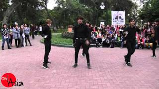 Kim Kyu Jong Latinamerican Tour 2015 [LOVE YA - SS501/Dance Cover]