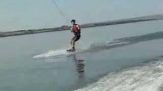 Gary boarding 9-8-06