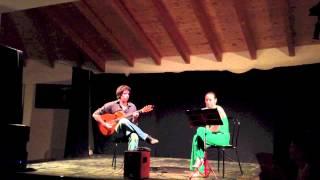 Passion tango...Live Cascina Castelletto El Mono Rizzo & Sara Galli