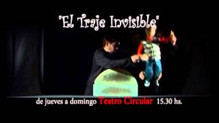 El traje invisible por Ovidio Titers Band