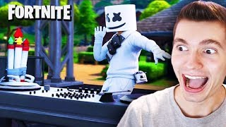 FORTNITE - SHOW COMPLETO do MARSHMELLO!!! *novo evento*