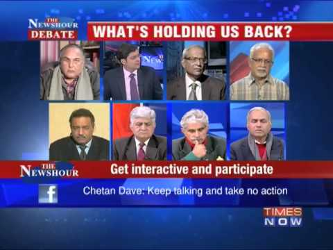 The Newshour Debate: What's holding India back? (Part 1 of 4)