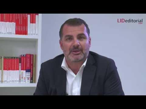 Juan Ferrer presenta su libro Gestión del cambio