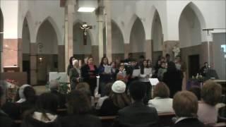 Coro das 9h30 (Parte 1) – Encontro de Coros (Paróquia da Amadora) – 19/12/2015