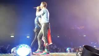 Coldplay - Amazing Day - FRONT ROW @ Zurich 12/06/2016