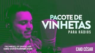 PACOTE DE VINHETAS FM!